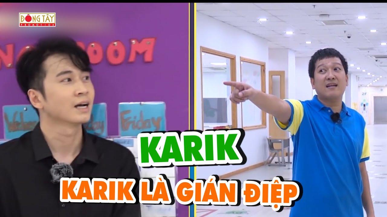Giang Ca hồ hởi báo tin mật cho Bé Bỉnh, Karik ra mặt & cái kết ngã ngửa   Running Man Vietnam Mùa 2