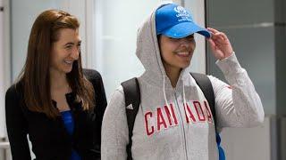 الشابة رهف القنون تكشف أسباب فرارها من السعودية على قناة كندية