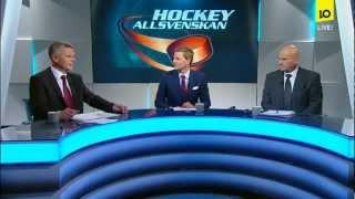 Magasin: Hockeyallsvenskan 28/12-2012
