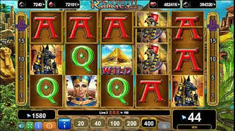 Almighty Ramses 2 Online Slot - Play Free Online Slots No Download