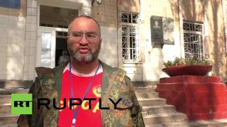 Ukraine: Shelling at Donetsk school kills at least 10 *GRAPHIC*