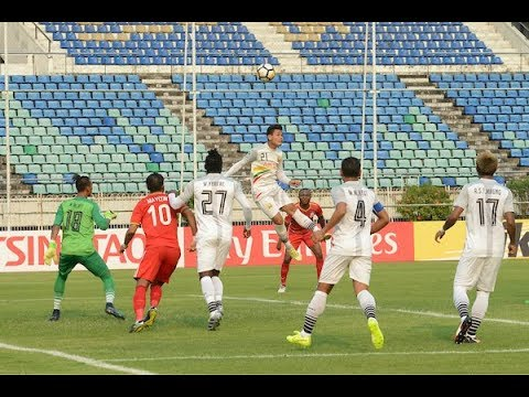Shan United 1-4 Boeung Ket FC (AFC Cup 2018: Group Stage)