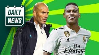 Real Madrid Transfer Saga Goes On + Zidane to Replace Mourinho? ► Daily Football News