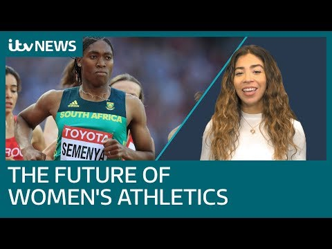 Who is Caster Semenya and why is her court hearing important? | ITV News