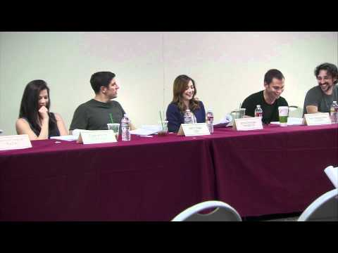 The cast of American Pie: Reunion talk about their first day back!