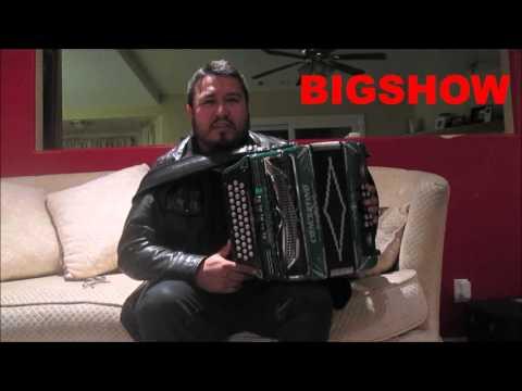 EL SR. MARIO ROSAS con bigshow entrevista exclusiva en vivo acordeon concertino