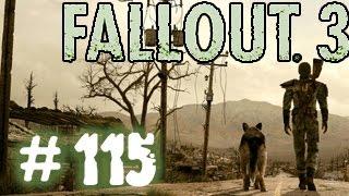 Fallout 3. Прохождение 115 - Уничтожение компании Коготь или в Point Lookout.