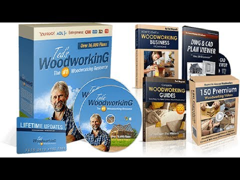Tedswoodworking ؟ Highest Converting Woodworking Site On The Internet