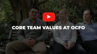 Core Team Values at OCFO | Outsourced CFO