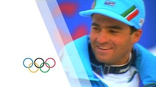 Tomba La Bomba's Olympic Journey - Part 8 - Lillehammer 1994 Olympic Film | Olympic History