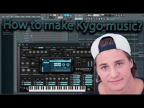 How to make Kygo Tropical House - FL Studio 12 Sexual Healing