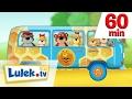 Jada, jada misie I + więcej filmów dla dzieci HD I 60 minut z Lulek.tv