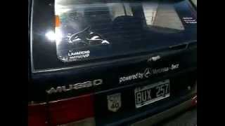 ssangyong musso 1998 powered mercedes benz 2.3 cuatro cilindros