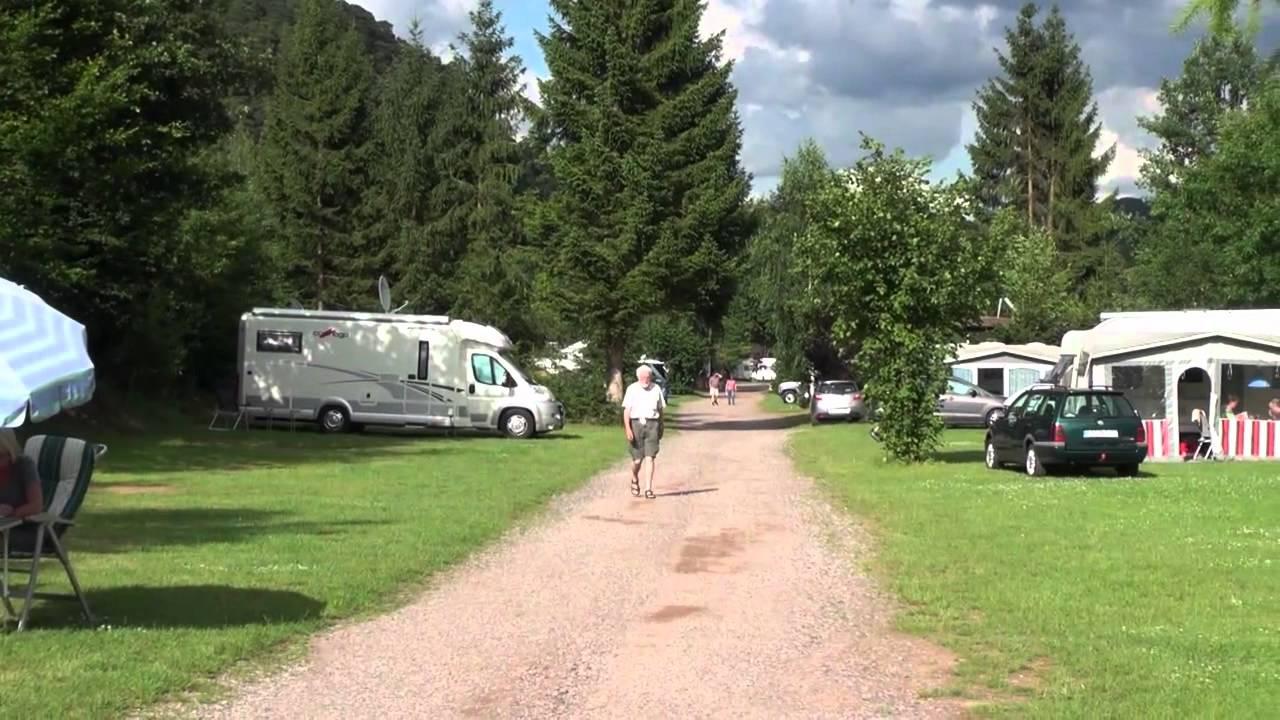 Dahner felsenland camping