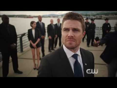 "ARROW Season 5 Trailer ""Can't Be Stopped"" (HD) The CW Series"