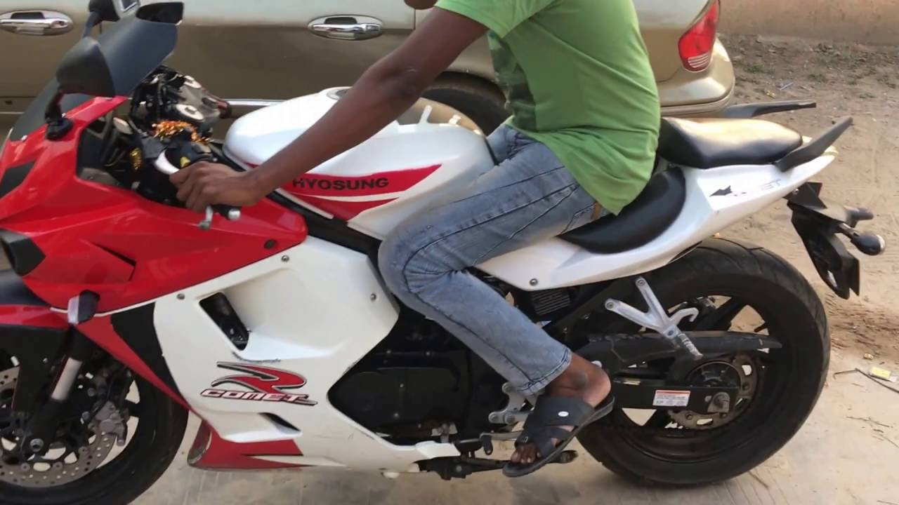Hyosung Gt250 R New Latest Model 2017 Roadtest Price And Reviews