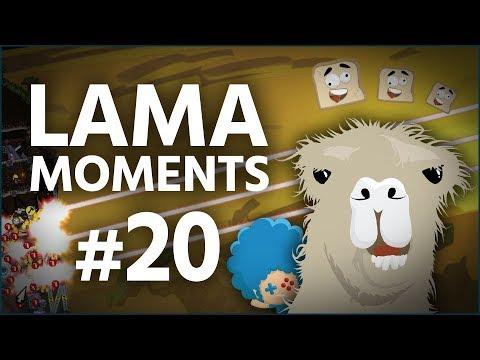 LAMA Moments #20 | Stawianie działek, czyli sucha strona pervogamingu z Corle!