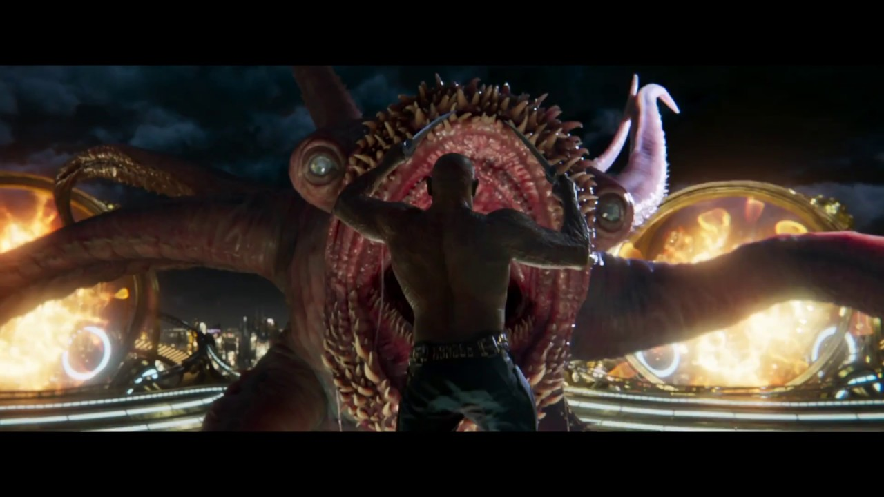 Trailer med danske undertekster| Marvel's Guardians of the Galaxy Vol.2