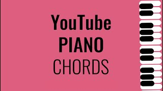 YouTube Piano (Chords) - Play on YouTube with Computer Keyboard