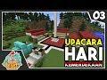 Upacara Hari Kemerdekaan Indonesia Minecraft VIVA SMP Season 3 Episode 3