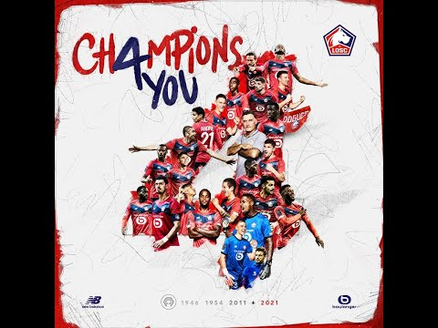 Lille LOSC The Road to be Champions How they beat the odds.