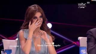 عرب ايدول الحلقة النهائية يعقوب شاهين من فلسطين قدود حلبية و خمرة الحب Arab Idol 2017