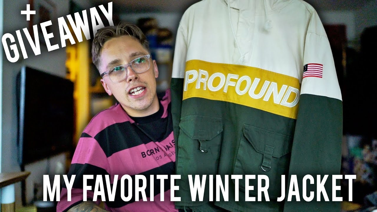 e86314e66 My FAVORITE Winter Jacket + GIVEAWAY