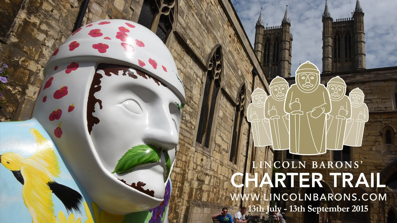 Download Lincoln Barons Launch at the Great Magna Carta Weekend