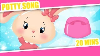 Potty Song - Nursery Rhymes