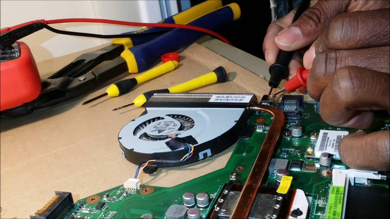 permanent fix for broken asus laptop charging port [ 1280 x 720 Pixel ]