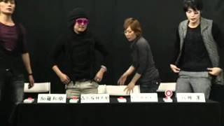 January 16, 2012 #28 Kimeru / Kato Kazuki / Yagami Ren GUEST:Morik...
