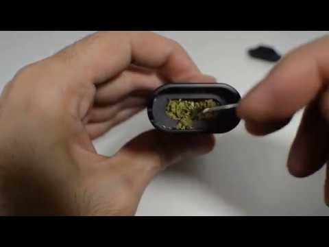Hera 2 sleek, smart & intuitive vaporizer vapor production review video.
