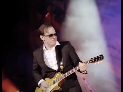 Joe Bonamassa announces US tour for 2020 - SORCERER recording new album..!