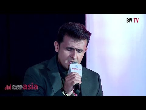 """Sonu Nigam Singing """"Sapna Jahan"""" Song From The Movie 'Brothers'"""