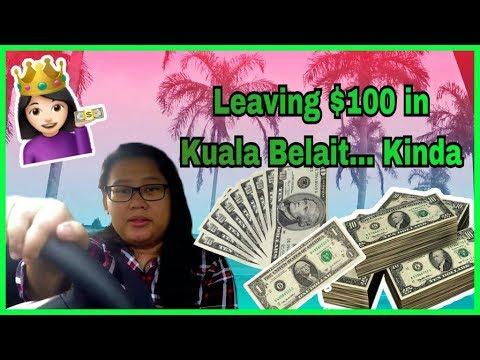 100 dollar challenge in KB Town