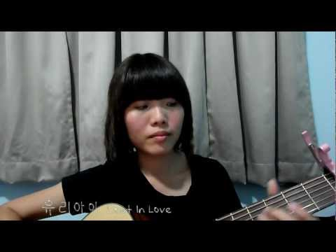 SNSD 유리아이 LOST IN LOVE Acoustic Cover , Taeyeon & Tiffany