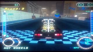 Hot Wheels: Velocity X Maximum Justice (PS2) - Battle (2)
