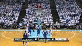 #11 Kentucky vs. #18 North Carolina (12/14/13)