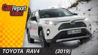 Toyota RAV4 2019 Hybrid Test - Testbericht