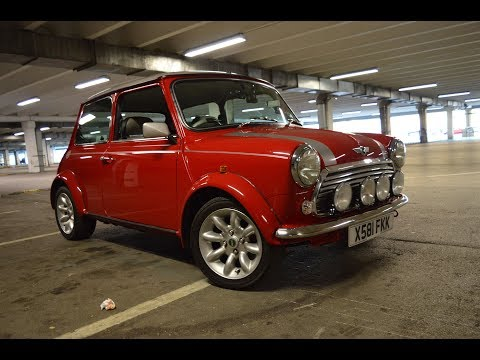 Why Did I Buy A Classic Mini