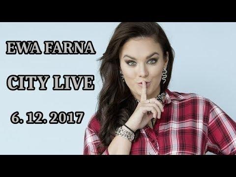 Ewa Farna - City Live - Hitrádio (6.12.2017)