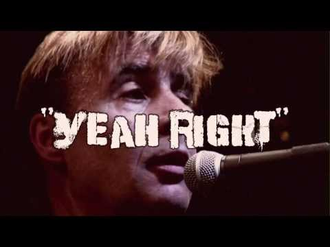 "Glen Matlock ""Yeah Right"" live in Tokyo. Top Quality!!!"
