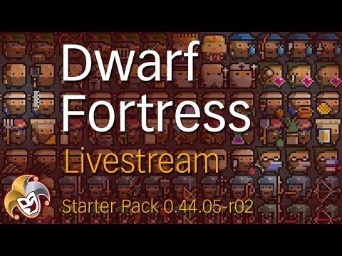 Dwarf Fortress LIVE! ~ A New Starter Pack