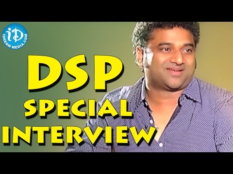 Music Director Devi Sri Prasad Special Interview || DSP, Vijay || Puli Movie