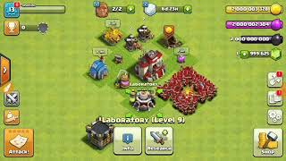 Clash of clans new v10.134.15. New troops tryoneer mod 2018 may22