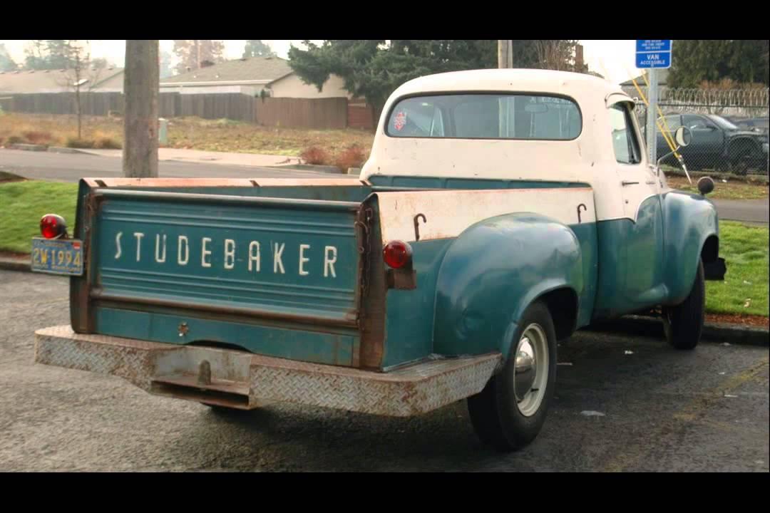 1959 studebaker pickup - YouTube  1959 studebaker...
