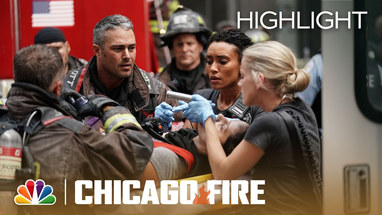 Download Kidd Rushed to Chicago Med - Chicago Fire (Episode Highlight)
