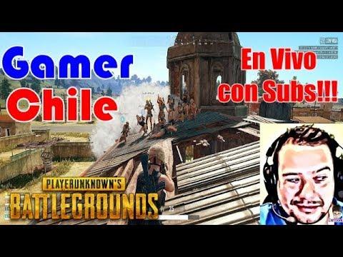PUBG - KEY DE STEAM POR VICTORIA | 4 TEAM DE 4| GAMER CHILE