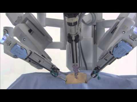 Da Vinci Roboterchirurgie