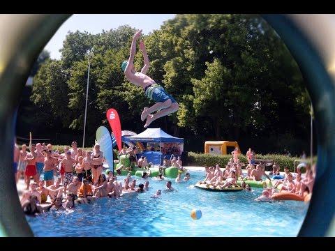 Bielefeld Swimming Pool zephyrus sommer pool 2015 in bielefeld zeven